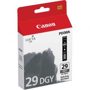 Canon PGI-29DGY – Dark Grey4870B001AA
