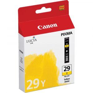 Canon PGI-29Y – Yellow4875B001AA