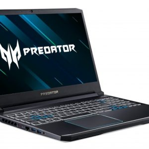 Laptop Acer Notebbok Predator Helios 300  PH315-52-77EK i7-9750H 16GB 512 GB NVME 2TB HDD RTX 2060 15.6 inch 144hz