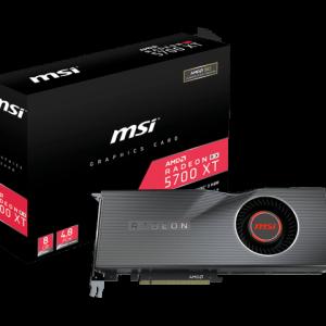 AMD Graphic Card MSI Radeon RX 5700 XT 8G