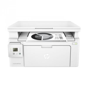 HP printer MFP Mono Laser / A4 Format G3Q57ALJ Pro MFP M130a  3n1, print, scan, copy, speed 22ppm, Res 1200dpi, 128MB Memory, Flatbed, Airprint, USB2.0, Duty Cycle 10,000pages