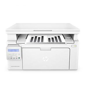 HP printer MFP Mono Laser / A4 Format G3Q58ALJ Pro MFP M130nw 3in1, print, scan, copy, Speed 22ppm, Res 1200x1200dpi, 128MB Memory, Flatbed, USB2.0, Network, Wireless, E-Print, Airprint, Duty Cycle 10,000pages
