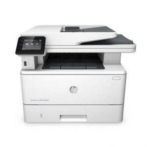 HP printer MFP Mono Laser / A4 Format F6W13A	4in1, print, scan, copy, fax, Speed 28ppm, Res 1200x1200dpi, 600MHz processor, 256MB Memory, ADF, Duplex, Network, Wireless, E-Print, Airprint, USB2.0, Duty cycle