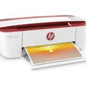 HP Printer Inkjet MFP A4 D 3788 Red 3in1 Print Scan Copy Black Color