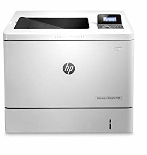HP Printers Color Laser / A4 Format B5L24ALJ M553n Speed 38ppm Black and Color,  Res 1200x1200dpi, 1.2GHz processor, 1GB Memory, Network, E-print, Airprint, USB2.0, duty Cycle 80,000 pages