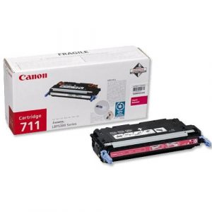 Canon Cartridge 711 Magenta  (yield = 6000 pages) 1658B002AA