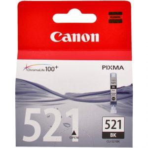 Canon CLI-521Bk  Black ink tank2933B001AA
