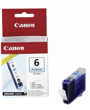 Canon BCI-6PC  Photo Cyan ink tank 4709A002AF