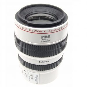 Canon Accessories  16X Zoom Lens XL 5.5-88mm IS II3160A003AA