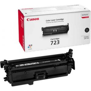 Canon  Cartridge 723 Black (yield = 5000** pages) 2644B002AA