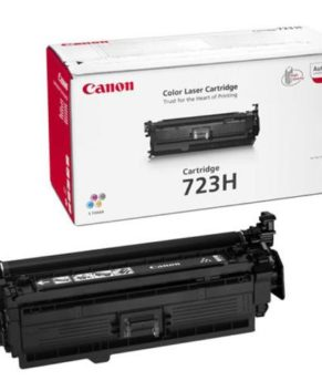 Canon Cartridge 723H Black (yield = 10000** pages) 2645B002AA