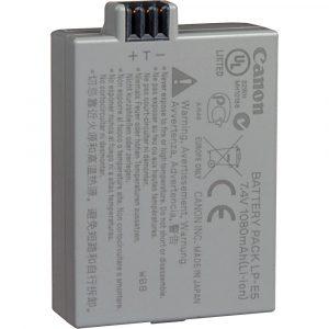Canon Batteries LP-E53039B001AAfor EOS 1000D/500D/450D