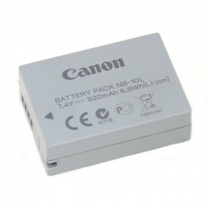 Canon Battery NB-10L