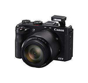 Canon Camera PowerShot POWERSHOT G3 X 0106C002AA