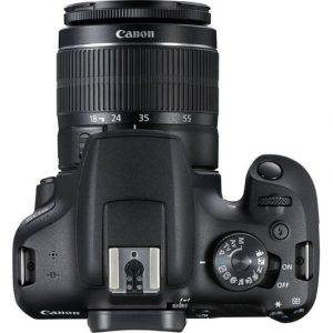 Canon Camera EOS 2000D  18-552728C003AA BT-WIFI bundled SD16GB+Case No DISCOUNT 242.7