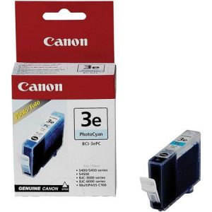 Canon BCI-3ePC  Photo Cyan ink tank 	4483A002AB