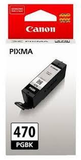 Canon  PGI-470 BK EMB0375C001AA