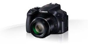 Canon Camera POWERSHOT SX60HS BK 9543B002AA