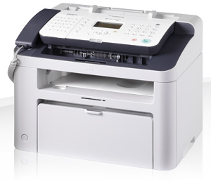 Canon FAX L-170Compact and stylish Super G3 fax, 18 pages per minute, 30-page Automatic Document Feeder, 512-page transmit and receive fax memory, 30 one-touch and 100 coded speed dials + Handset