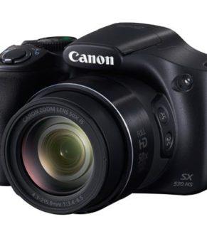 Canon Camera POWERSHOT SX530 HS BK 9779B002AA