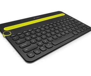 Logitech KeyBoard K480 BT Multi-Dvs BLK 920-006366 - WHITE 920-006367