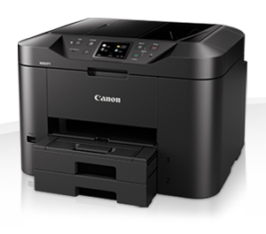 Canon Business Inkjet Series - MAXIFY 4 In 1 Business Inkjet MAXIFY MB2140 	All-In-One for busy home office with print, copy, scan and fax functions,19 ipm mono, 11 ipm color, 6.2cm colour display