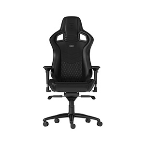 Noble Chair noblechairs EPIC Real Leather Gaming Chair Black NBL-RL-BLA-001 - 4250144800219