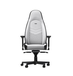 Noble Chair noblechairs ICON Gaming Chair White / Black NBL-ICN-PU-WBK