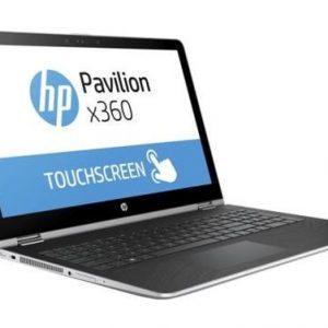 Laptop Hp Notebook Convertible X360 2CH82EA 15-br001ne Silver / Convertible Core i5 -7200U dual 8GB 1TB +128SSD 2GB AMD 15.6'' TOUCH FHD Windows 10 2 years