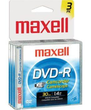 Canon Accessories VIDEO MAXELL DVD-R 1.4GB0782V342