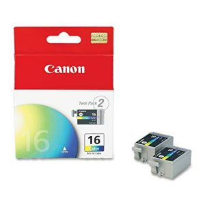 Canon BCI-16 Colour ink tank - Twin Pack9818A002AF