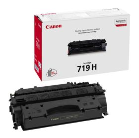 Canon LBP Consumables (GR)  Cartridge 719H (yield = 6400* pages) 3480B002AA
