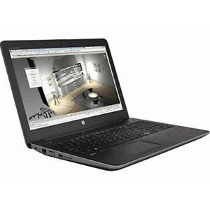 Laptop HP ZBook 15 G4 MOBILE WORKSTATION  i7-7700HQ  16GB 512SSD 15.6 inch Quadro M1200 WIN10 Pro