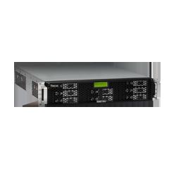 Thecus Storage N8810U8-BAY 2U RACKMOUNT NAS : INTEL PENTIUM G850(2.9GHZ DUAL CORE)  ,  4GB DDR3 ECC RAM , USB 2.0 X 6 , USB 3.0 X 2 , HDMI  X 1 , VGA X 1