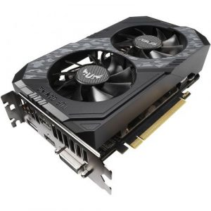 Graphic Card Asus GeForce RTX 2060 TUF-RTX2060-O6G-GAMING