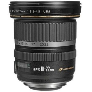 Canon Ultra Wide ZoomEF-S 10-22mm f/3.5-4.5 USM9518A007AA