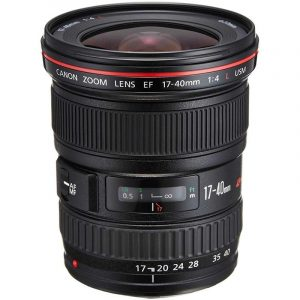 Canon Ultra Wide Zoom EF 17-40mm f/4 L USM8806A007AA