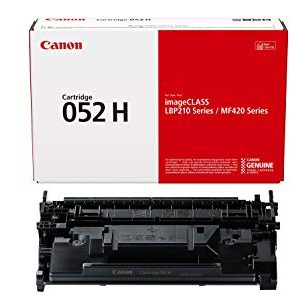 Canon LBP Consumables (GR)  Cartridge 052H (yield = 9,200 pages)  2200C002AA