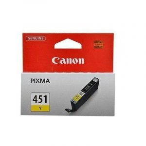 Canon CLI-451XL Y (yield = 700 pages)6475B001AA