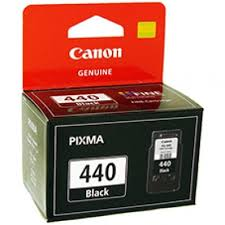 Canon PG-440 EMB (yield = 180 pages)	5219B001AA