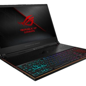 Asus Notebook ROG ZEPHYRUS S  i7 16GB 512GB 15.6