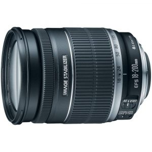 Canon Standard Zoom EF-S 18-200mm f/3.5-5.6 IS	2752B005CA