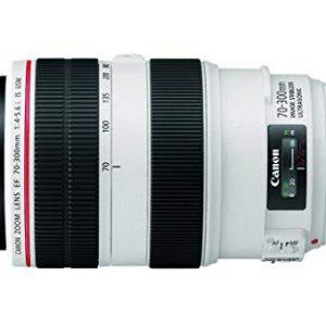 Canon Telephoto Zoom  EF 70-300mm f/4-5.6 L IS USM 4426B005AA