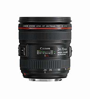 Canon Standard Zoom EF 24-70mm f/4 L IS USM6313B005AA