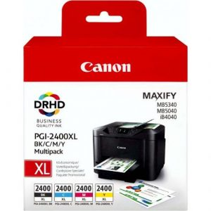 Canon MAXIFY Series  PGI-2400XL Y (yield = 1500 pages)	9276B001AA