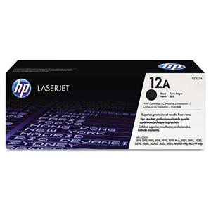 HP Compatible Toner Q2612A