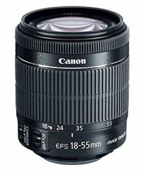 Canon Standard Zoom  EF-S 18-55mm f/3.5-5.6 IS STM8114B005AA
