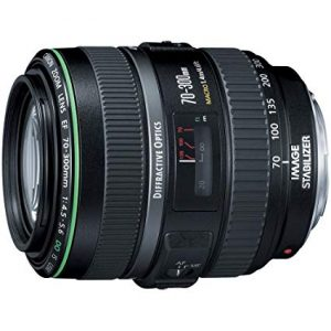 Canon Telephoto Zoom  EF 70-300mm f/4.5-5.6 DO IS USM9321A006AA