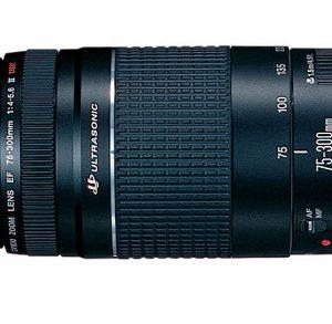 Canon Telephoto Zoom EF 75-300mm f/4-5.6 III6473A015AA