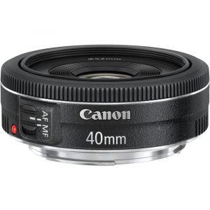Canon Standard & Medium EF 40mm f/2.8 STM6310B005AA
